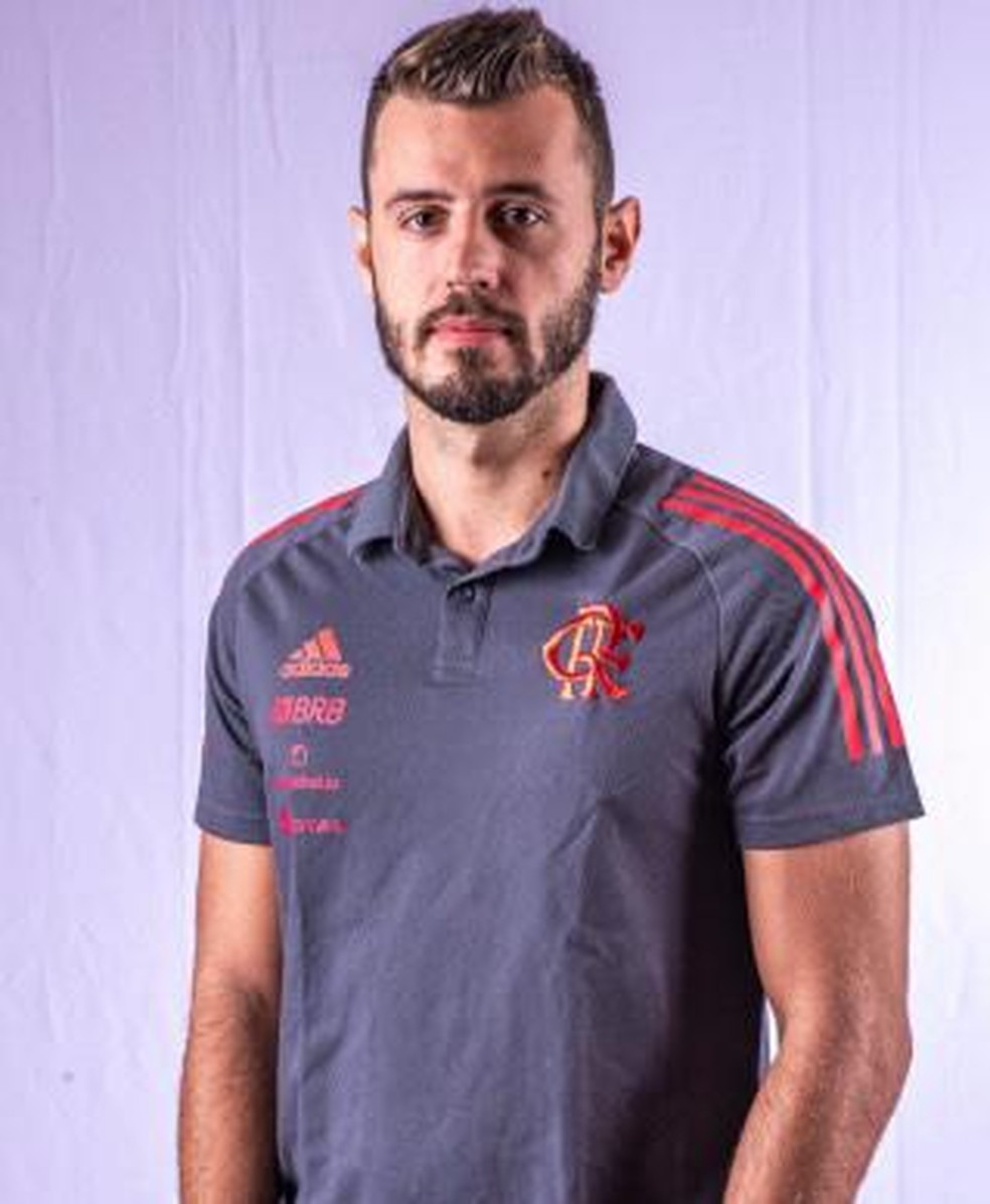 Roberto Drummond, ex-analista de mercado do Flamengo — Foto: Reprodução