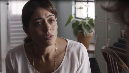 Helena pede perdão para Missade: 'Quero conviver em paz com você'