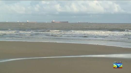 Confira a situação das praias de São Luís