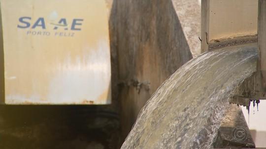 Chuvas normalizam níveis de represas na região de Sorocaba e Jundiaí