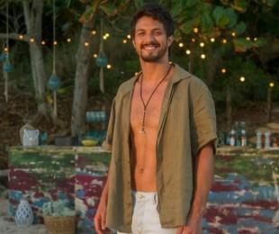 Romulo Estrela é Marcos | TV Globo