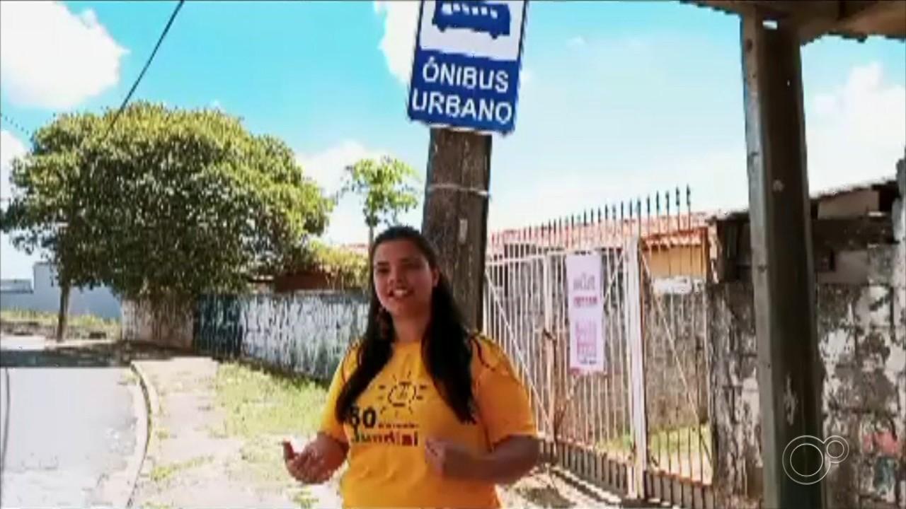 Candidata Cíntia Vanessa fala sobre propostas para transporte público em Jundiaí