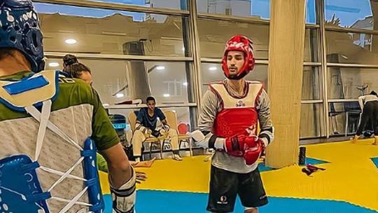Netinho Marques embarca para Tóquio para sua primeira Olimpíada