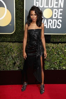 Kerry Washington veste Prabal Gurung