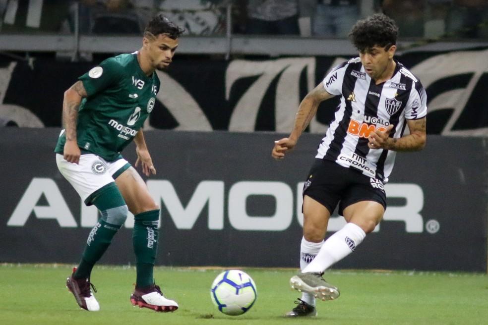 Michael se destacou durante o Campeonato Brasileiro — Foto: FERNANDO MORENO/AGIF/ESTADÃO CONTEÚDO