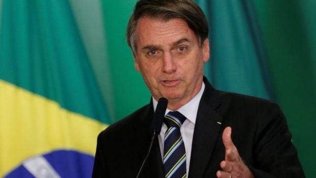 Sem base firme no Congresso, o governo Bolsonaro pode obter apoio importante na articulação com governadores para mudar regras da Previdência (Foto: Reuters via BBC)