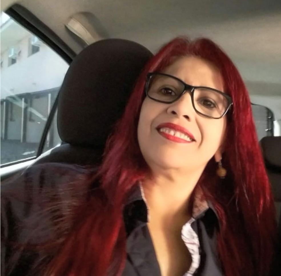 Nice Vieira morreu no dia 27 de fevereiro após ter o corpo queimado pelo ex-namorado, em Campinas (SP) — Foto: Reprodução/EPTV