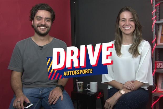 Programa DRIVE 16/03/2018 (Foto: Autoesporte)