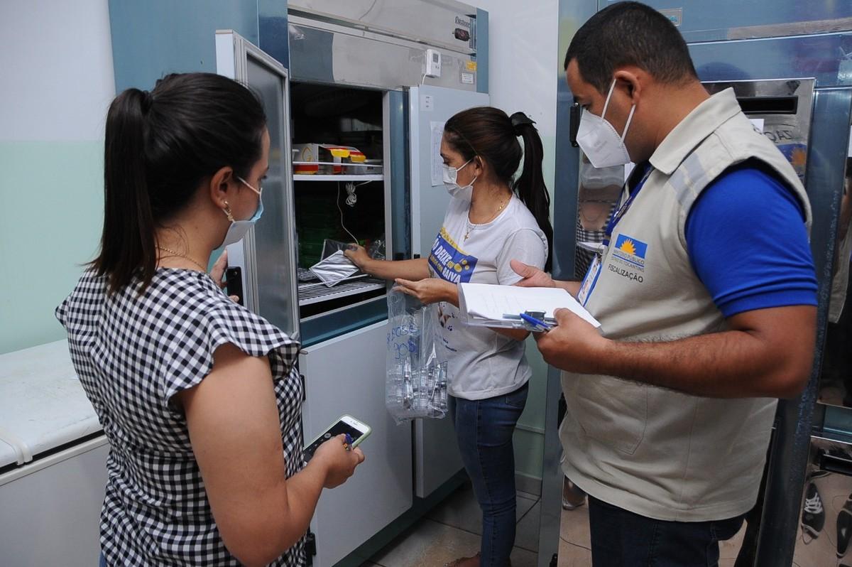 MP faz vistoria e identifica paciente que tomou três doses de vacina contra a Covid em Paraíso do TO
