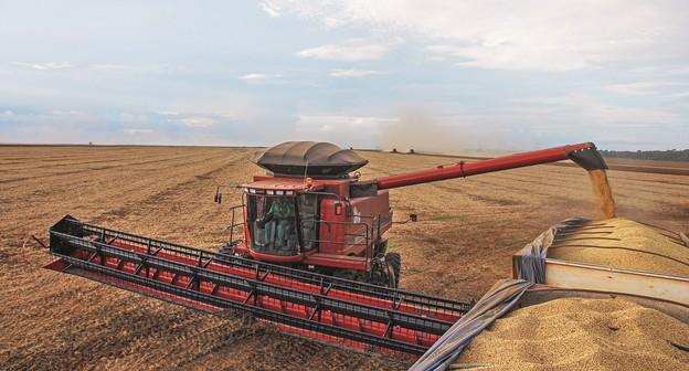 Colheita de soja e plantio de milho e algodão estão atrasados em MT