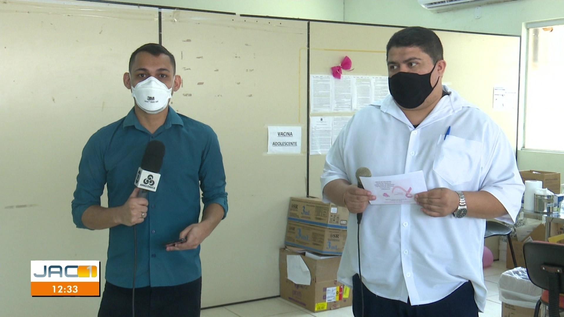VÍDEOS: Jornal do Acre 1ª edição - AC de quinta-feira, 21 de outubro