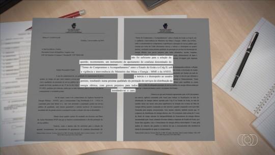 Governo entrega representação contra a Enel à PGR