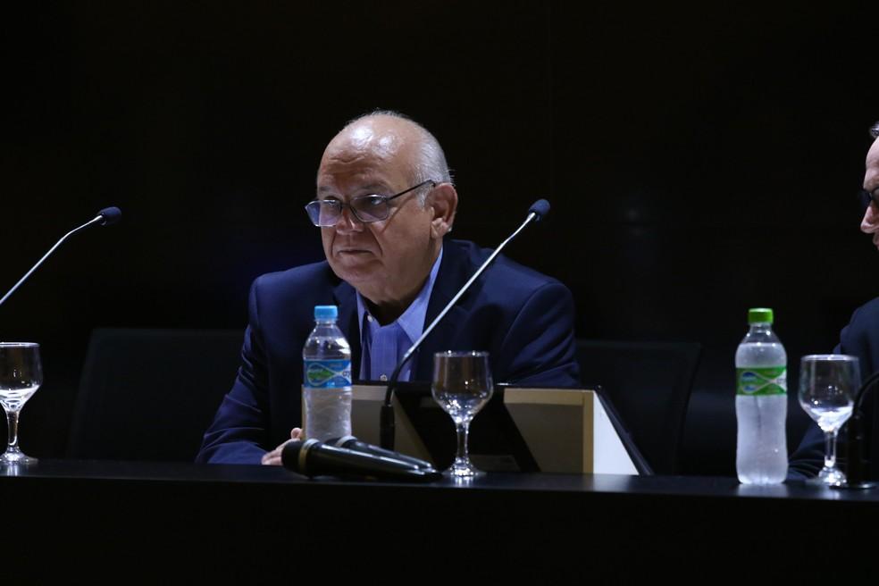Romildo Bolzan Júnior, presidente do Grêmio — Foto: Luciano Amoretti/Grêmio FBPA