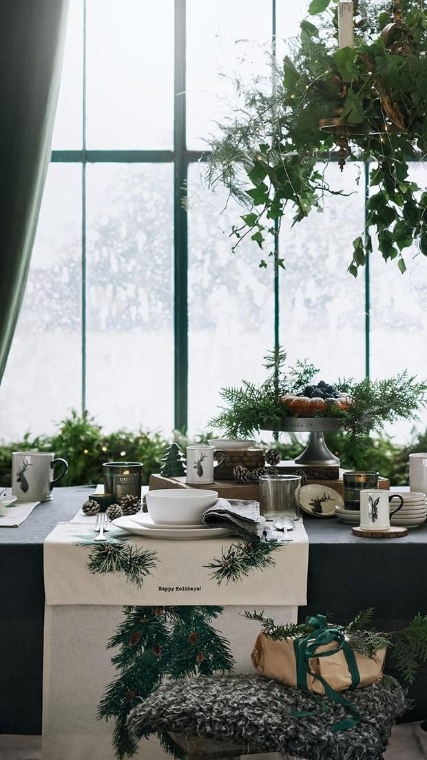 Decoração de mesa de Natal: 10 ideias cheias de personalidade (Foto: Divulgação)