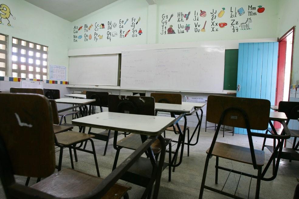 Pessoas com deficiência terão prioridade de vagas em escolas públicas do RN — Foto: SVM