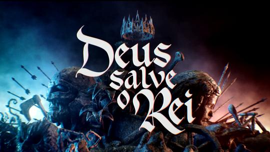 Veja abertura de 'Deus Salve o Rei' com a canção 'Scarborough Fair', interpretada pela cantora Aurora