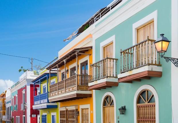 Centro histórico de San Juan  - Porto Rico (Foto: Wikimedia Commons)