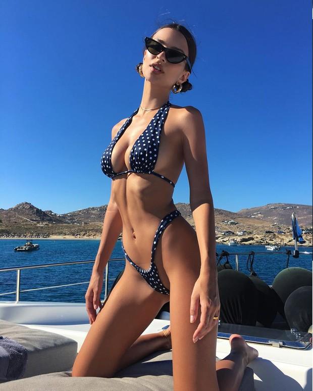 Emily Ratajkowski (Foto: Reprodução Instagram)