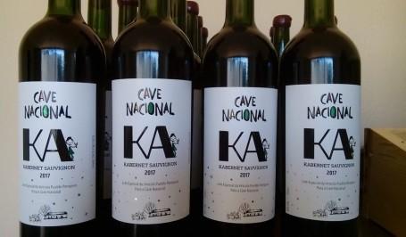 O Ka: O Cabernet Sauvignon da Cave Nacional