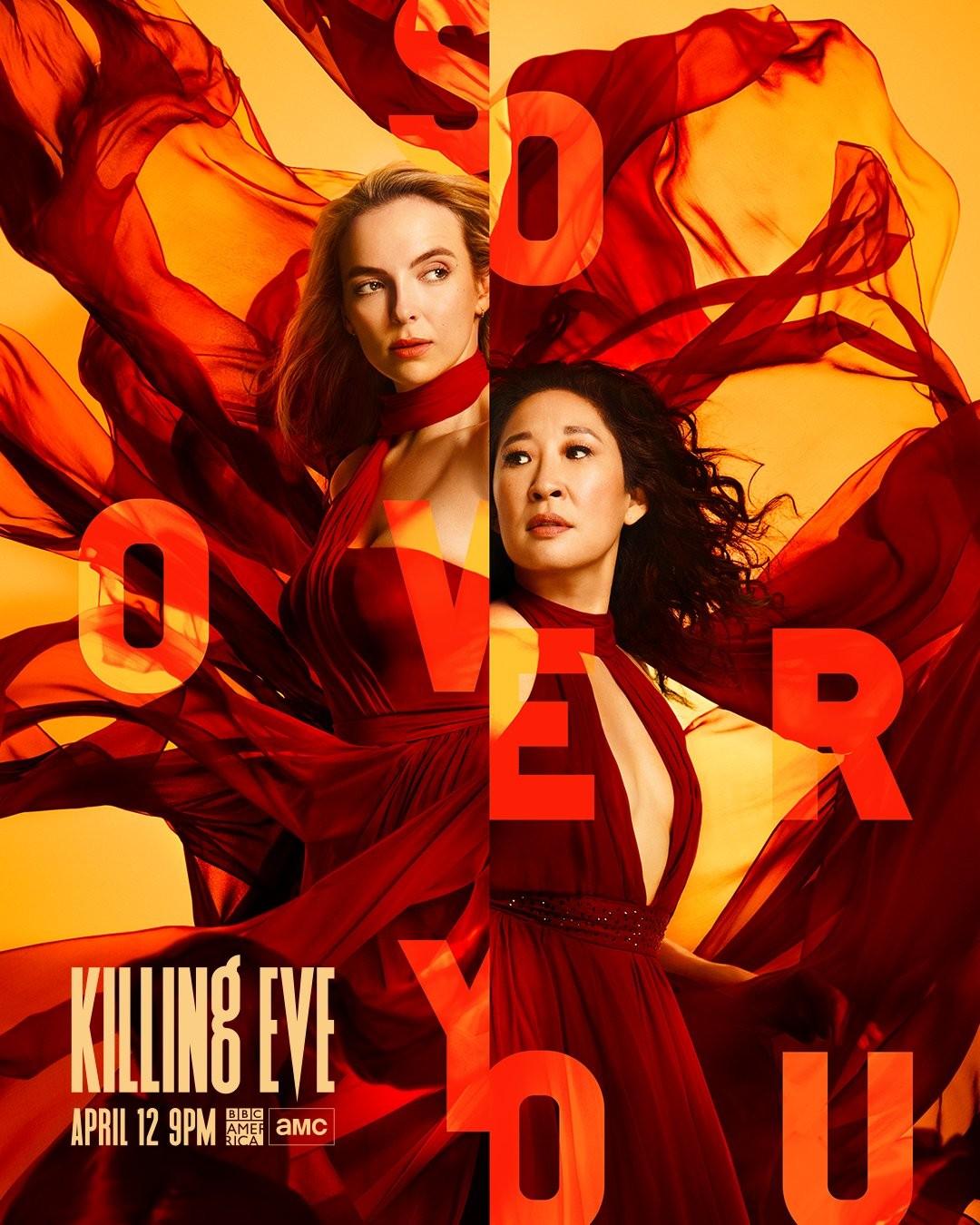 Confira 'Killing Eve' e muitas outras produções de sucesso no catálogo da Globoplay