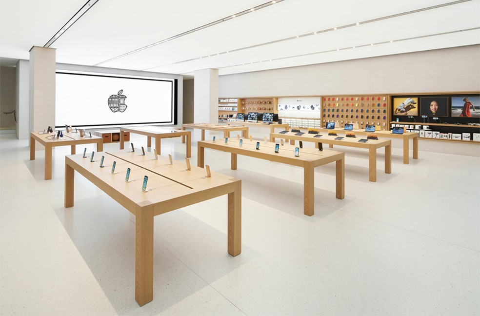 The pair of students used the policy of exchanges and returns of Apple to carry out the scheme - Photo: Image: Press / Apple