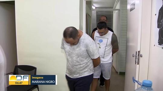 Polícia prende quadrilha suspeita de estelionato