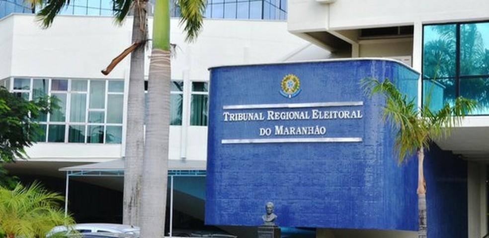 Sede do Tribunal Regional Eleitoral do Maranhão (TRE-MA) — Foto: Divulgação/TRE-MA