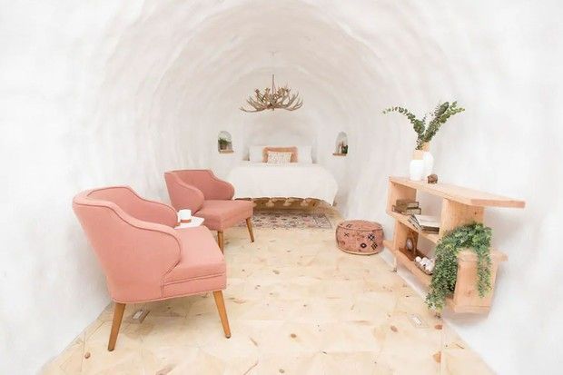 Casa em forma de batata (Foto: Divulgação)