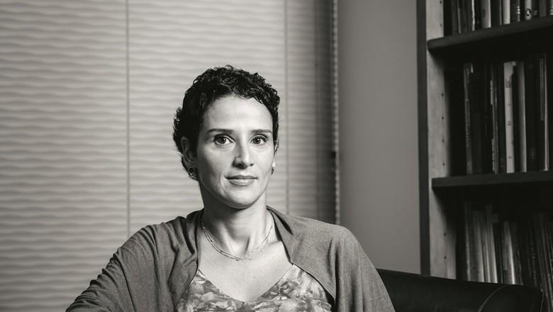 A pesquisadora Monica de Bolle (Foto: Stefano Martini/Editora Globo)