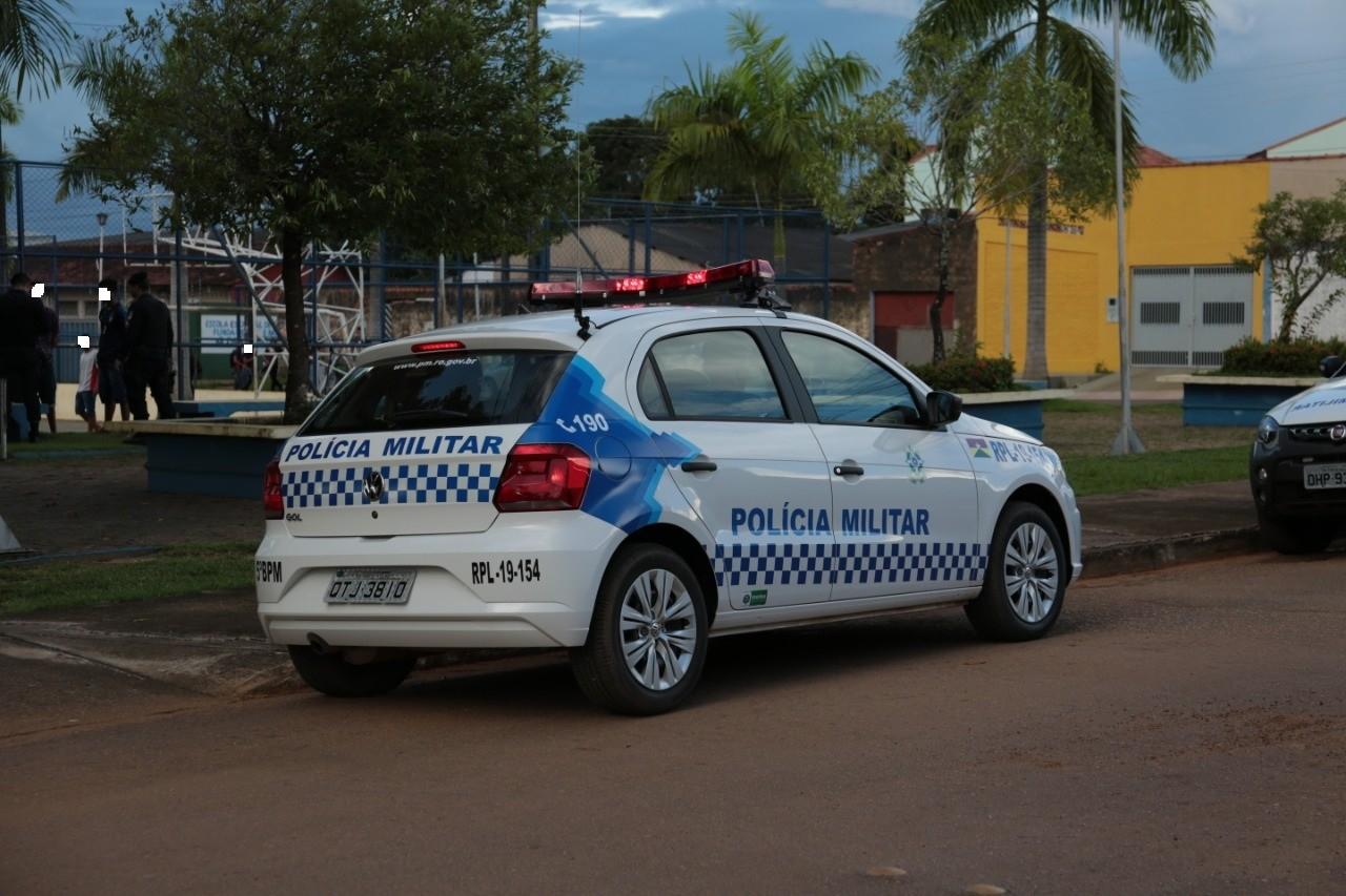Idoso é deixado amarrado em matagal após ter o carro roubado em Porto Velho