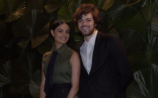Sophie Charlotte Vai A Baile Com Irmão Em São Paulo