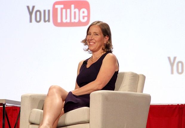 Susan Wojcicki, CEO do YouTube (Foto: FilmMagic / Colaborador via Getty Images)