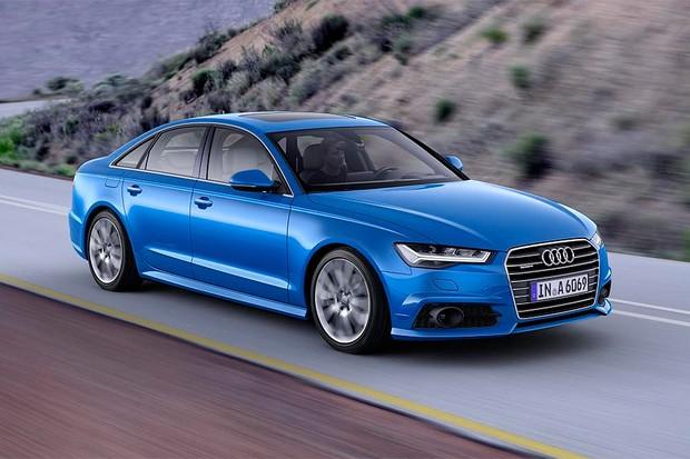Audi A6 2017 (Foto: Audi)