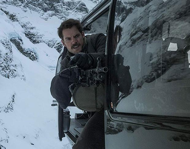 Henry Cavill estreia na franquia Missão Impossível (Foto: Divulgação/Paramount Pictures)