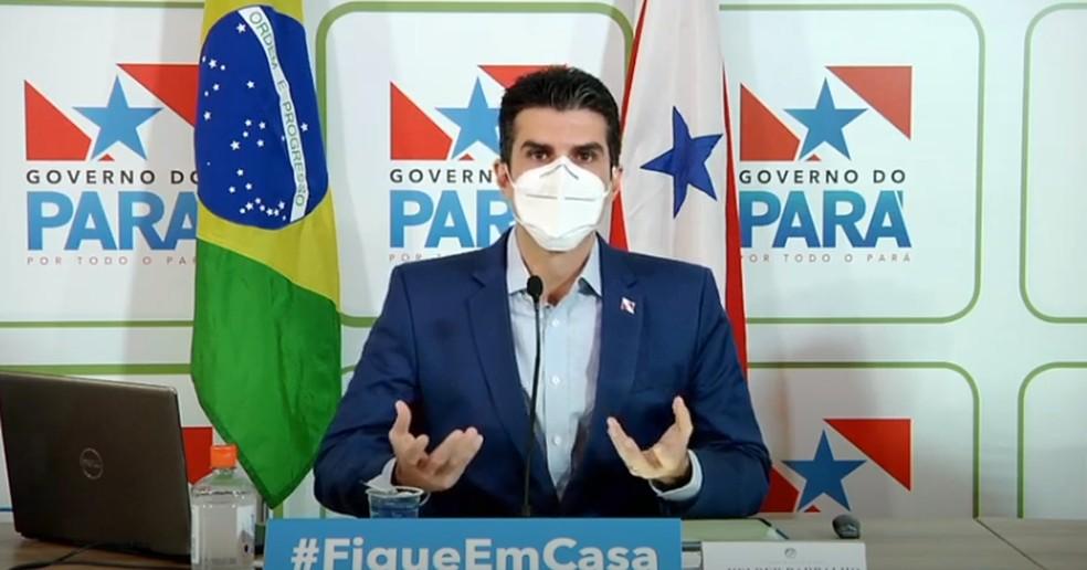 Governo do Pará anuncia plano de reabertura econômica por região ...