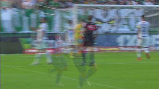 Chapecoense 1 x 3 Fortaleza: assista aos melhores momentos do jogo
