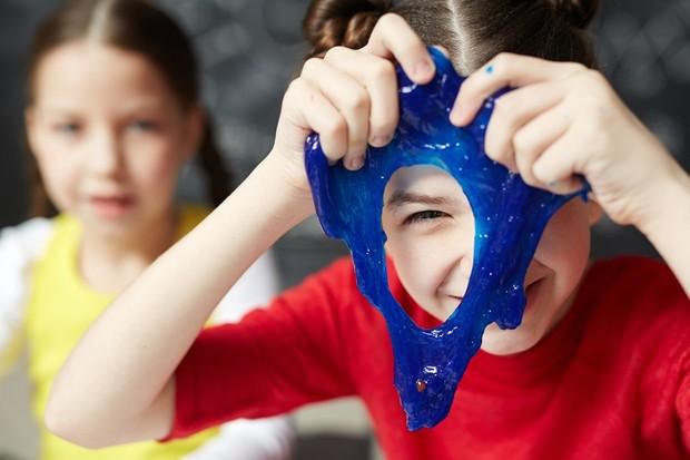 Slime Criança (Foto: Gettyimages)