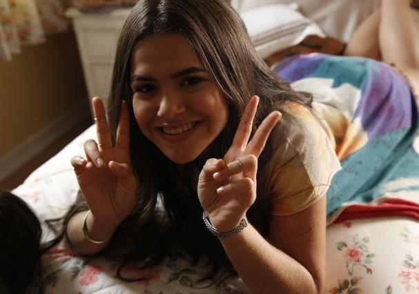 Maísa no filme Tudo Por Um Pop Star (Foto: Divulgação)