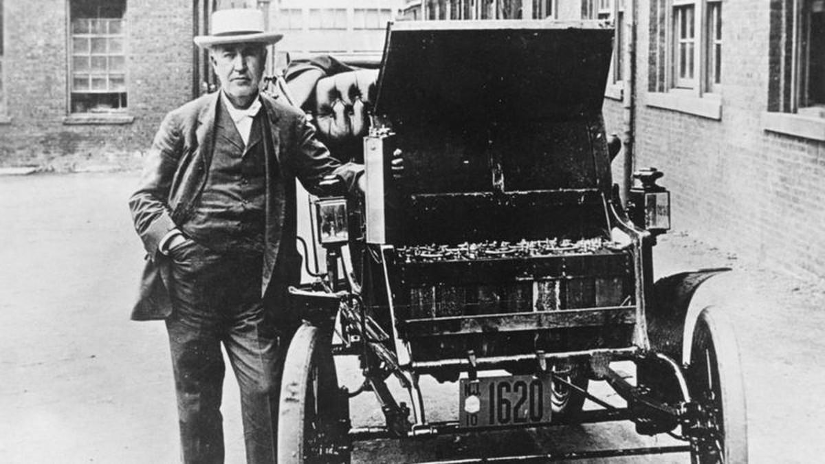 A bateria revolucionária inventada 120 anos antes do tempo