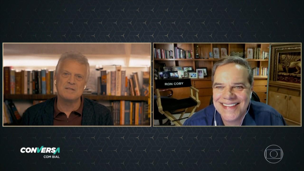 Diogo Vivela fala sobre teatro online