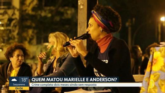 Delator forneceu número de celular que teria sido usado por assassinos da vereadora Marielle