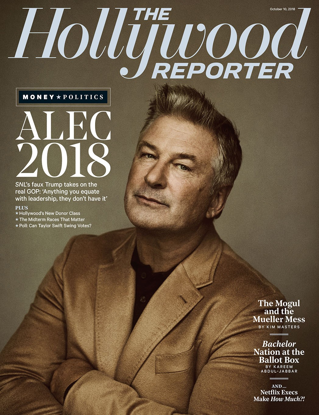 Alec Baldwin (Foto: Hollywood Reporter)