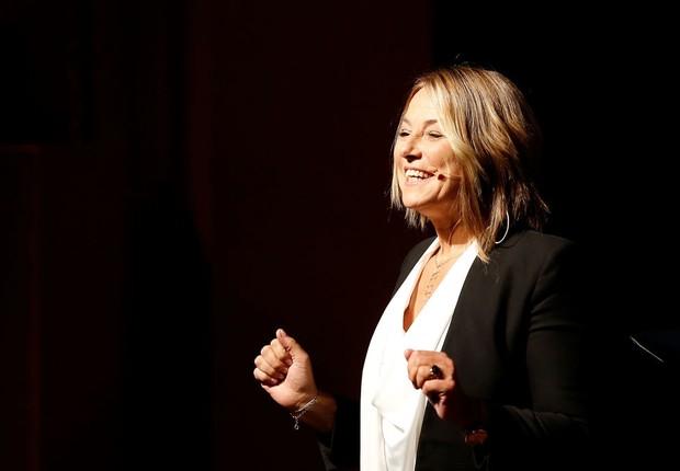 Esther Perel, psicoterapeuta e escritora best-seller (Foto: Kirk Irwin/Getty Images)