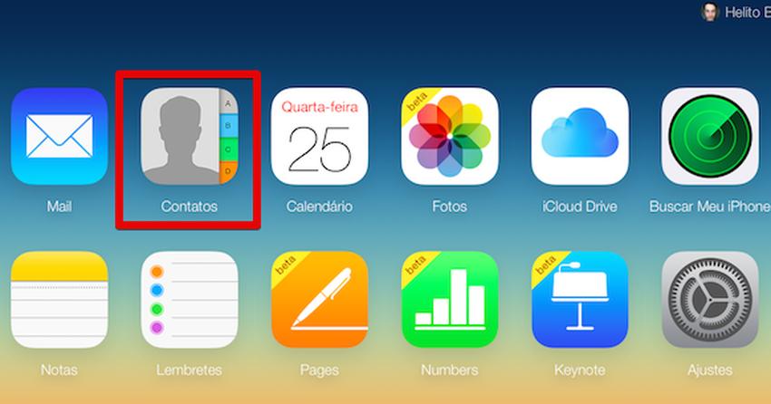 Saiba como apagar todos os contatos do iPhone usando o iCloud