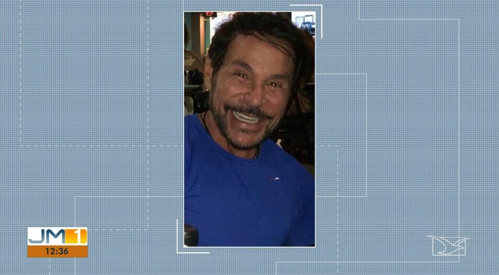 O juiz Fernando Luiz Mendes Cruz, de 50 anos, foi encontrado morto em São Luís (MA) — Foto: Reprodução/TV Mirante