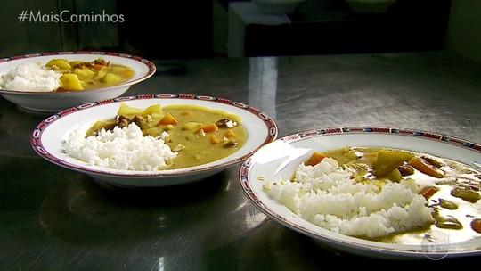 Karê: popular prato da culinária japonesa é destaque no 'Segredos da Cozinha'