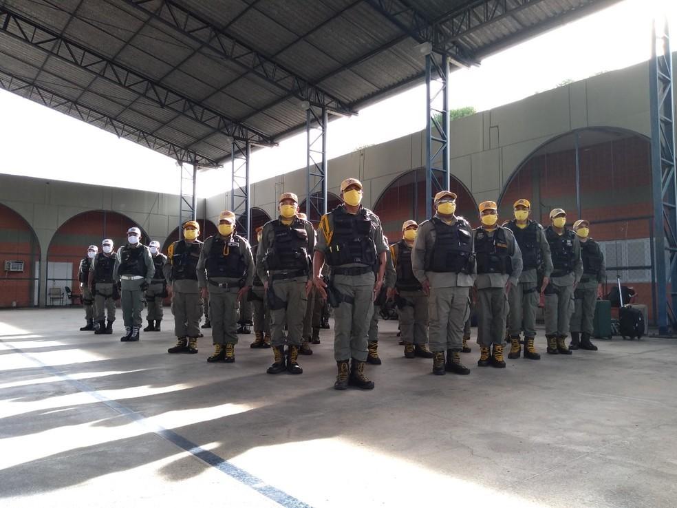 Encerra nesta segunda-feira (25) o prazo para inscrição no concurso da Polícia Militar do Piauí
