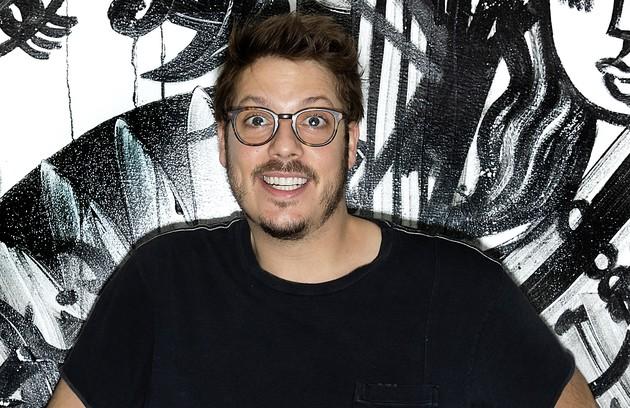Fábio Porchat estará no game show de Rafa no Globoplay (Foto: Leo Aversa)