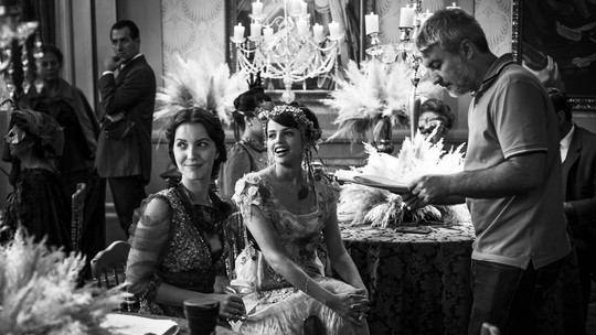 Final de 'Orgulho e Paixão': veja cenas exclusivas dos bastidores