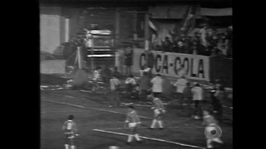Nacional lembra invasão uruguaia ao Beira-Rio na final de 1980 por virada contra o Inter